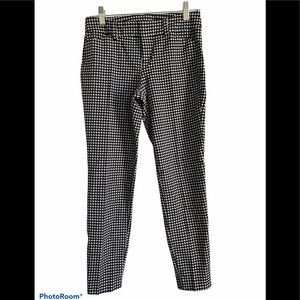 Old Navy Pixie Pants - Houndstooth - Size 0